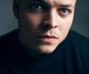 actor, blue eyes, and perfect image