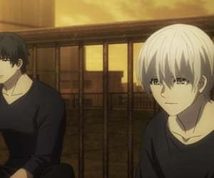 anime, tokyo ghoul:re, and friendship image