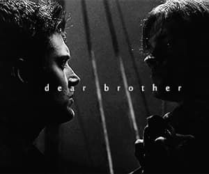brothers, sam winchester, and dean winchester image