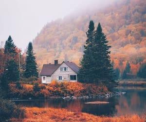 autumn, mountain, and nature image