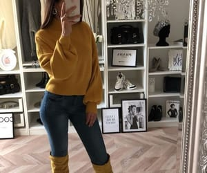 accessories, girl, and heels image