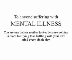 depression, mental illness, and quotes image