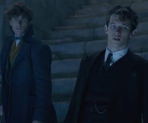 eddie, newt, and theseus image