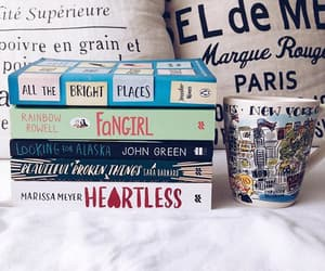 books, day, and heartless image