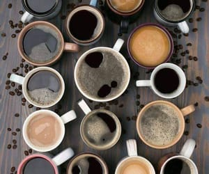 coffee, cafe, and cup image