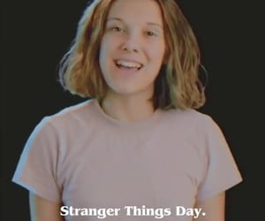 el, eleven, and hair image