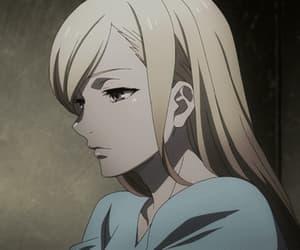 anime, anime girl, and akira mado image
