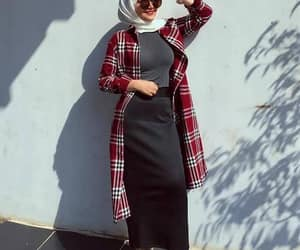 pencil skirt hijab image
