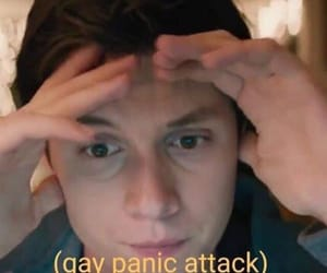 meme, love simon, and reaction image