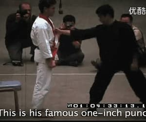 bruce lee, famous, and gif image