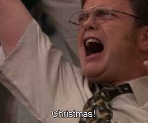 christmas and the office image