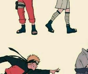 sasuke uchiha and narusasu image