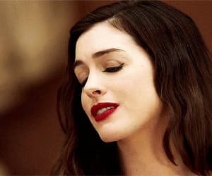 Anne Hathaway, beautiful, and brunet image