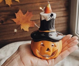 aesthetic, decoration, and Halloween image
