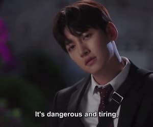 investigation, asian drama, and ji chang wook image