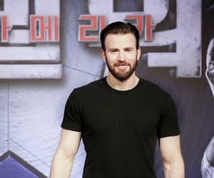 celebrities, chris evans, and sexy image