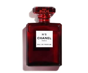 chanel, red, and design image