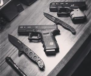 guns and knives image
