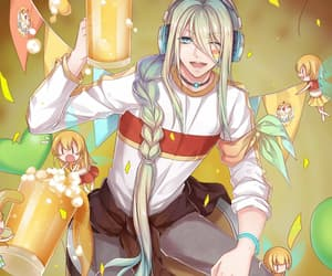 beer, food fantasy art, and concept art image