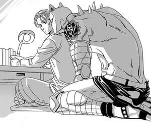 anime, killer queen, and jojos bizarre adventure image