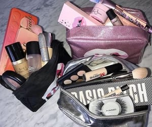 makeup, kylie cosmetics, and beauty image