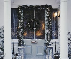 christmas, winter, and decorations image