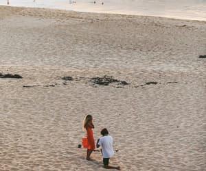 beach, wedding, and hawaii image