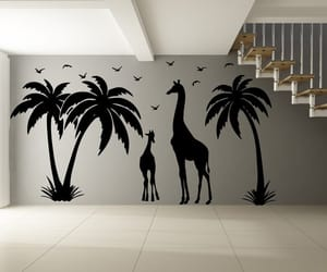 etsy, home decal, and wallstickerart image