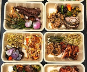 food, lunch, and meal prep image