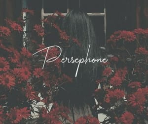 aesthetic, goddess, and persephone image