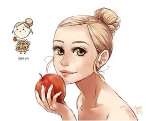 Apple Pie, art, and original art image