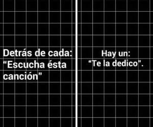 aesthetic, cancion, and frases image