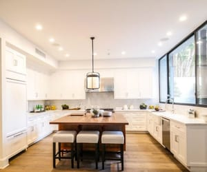 decor, kitchen, and decoration image