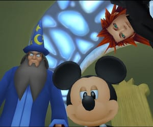 anime, disney, and axel image