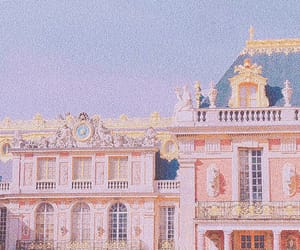 architecture, palace, and versailles image