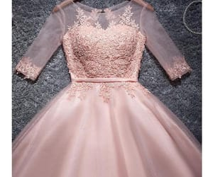 prom dress, homecoming dress, and a-line homecoming dresses image