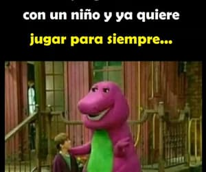 5, barney, and funny image