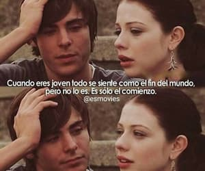 17 again, frases de peliculas, and fin image