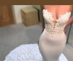 lace wedding dresses, wedding dresses mermaid, and sexy wedding dresses image