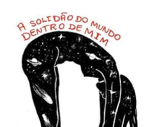 depressao, solidao, and frase image