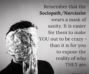narcissist and sociopath image