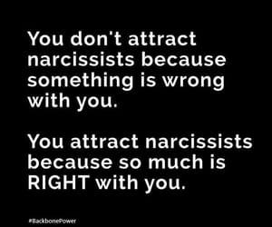 narcissists image