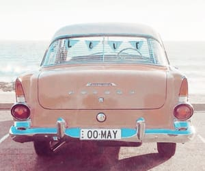 60's, beach, and blogger image