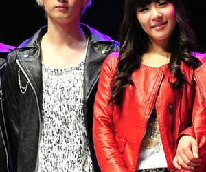 couple, eunhyuk, and snsd image