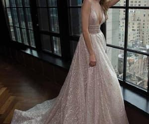 wedding dresses, v-neck wedding dress, and v neck wedding dress image