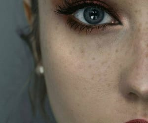 girl, eyes, and beautiful image