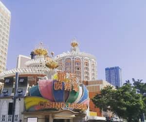 casino and macau image