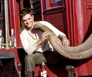 robert pattinson and water for elephants image