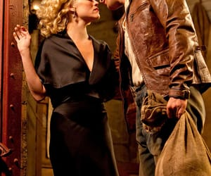 Reese Witherspoon, robert pattinson, and water for elephants image