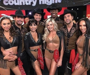 country, dance, and model image
